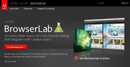 Adobe-Browser-Lab