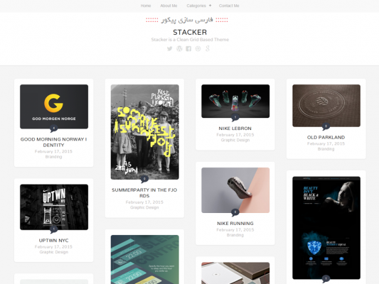 stacker wordpress theme