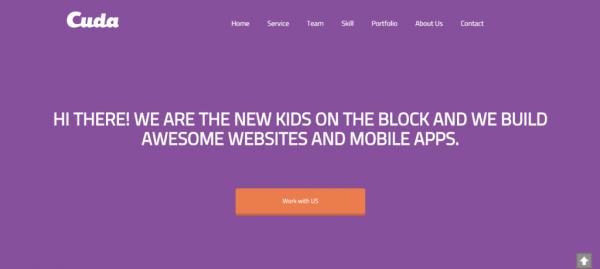 Cuda-One-Page-WordPress-Theme-1024x459