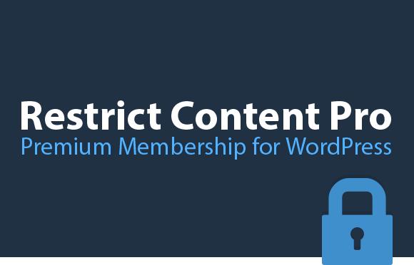 ایجاد بخش کاربران ویژه در وردپرس با افزونه Restrict Content Pro