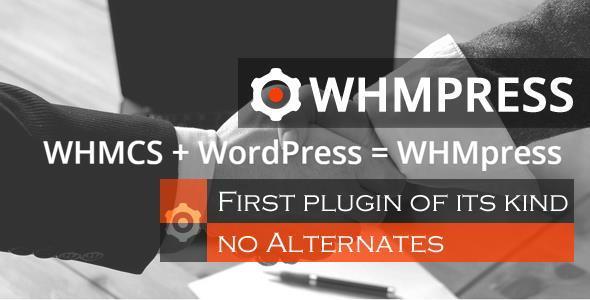 ادغام وردپرس و  WHMCS با افزونه ی WHMpress