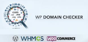 جستجوی دامنه در وردپرس و ووکامرس با افزونه WP Domain Checker