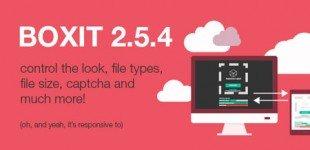 آپلود مستقیم فایل ها در سیستم dropbox با افزونه BOXIT