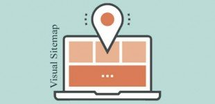 نحوه ایجاد نقشه سایت ویژوال (Visual Sitemap)