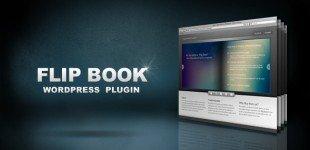 نمایش سه بعدی و واقعی کتاب در وردپرس با افزونه FLIPBOOK