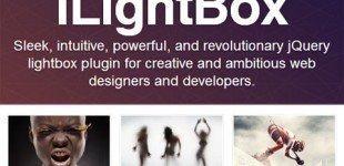 ایجاد لایت باکس های حرفه ای در وردپرس با افزونه ilightbox