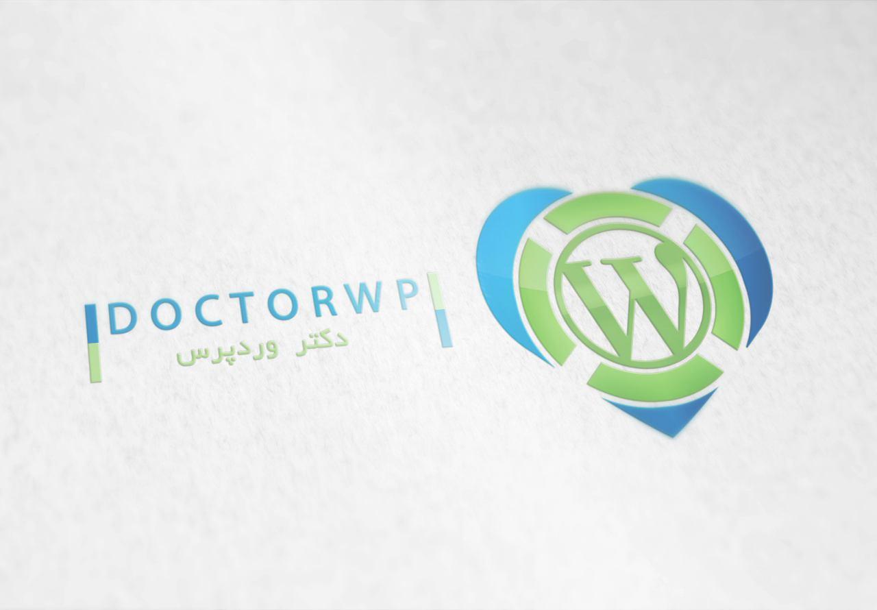 لوگو دکتر وردپرس