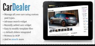 ایجاد اتوگالری خودرو در وردپرس با افزونه WP Car Dealer