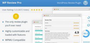 نقد و بررسی در وردپرس با افزونه WP Review Pro