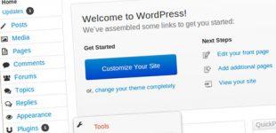 تغییر ظاهر مدیریت وردپرس با افزونه Bootstrap Admin