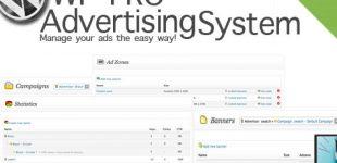 مدیریت آگهی وردپرس با افزونه Wp Pro Advertising