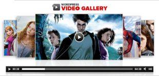 ساخت گالری ویدئو در وردپرس با افزونه Apptha Video Gallery