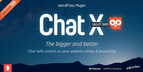 چت و پشتیبانی کاربران در وردپرس با افزونه Chat X