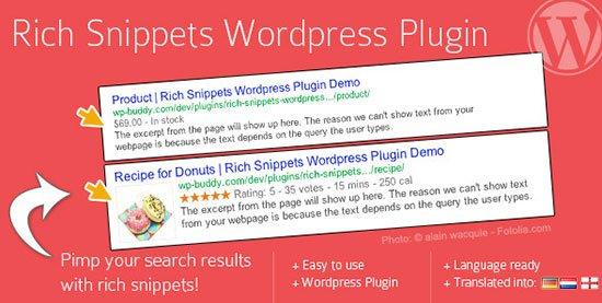 ستاره دار کردن مطالب وردپرس در گوگل با افزونه Google Rich Snippet