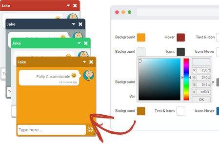 پشتیبانی کاربران از طریق چت در وردپرس با افزونه Live Chat By Flyzoo