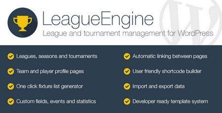ایجاد لیگ در وردپرس با افزونه LeagueEngine