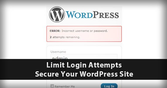 ایجاد محدودیت ورود کاربران در وردپرس با افزونه Limit Login Attempts