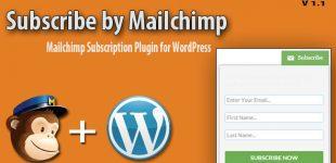 ایجاد سیستم خبرنامه در وردپرس با افزونه Mailchimp