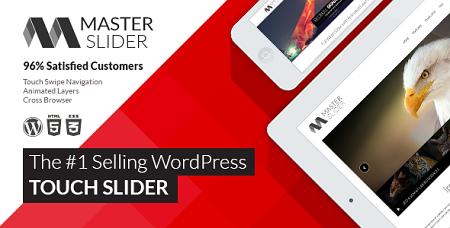 ایجاد اسلایدر حرفه ای در وردپرس با افزونه Master Slider