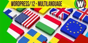 ایجاد سایت چندزبانه در وردپرس با افزونه Multilanguage