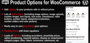 افزودن فیلد های دلخواه در ووکامرس با افزونه Product Option