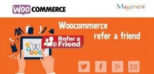 بازاریابی در ووکامرس با افزونه Refer A Friend