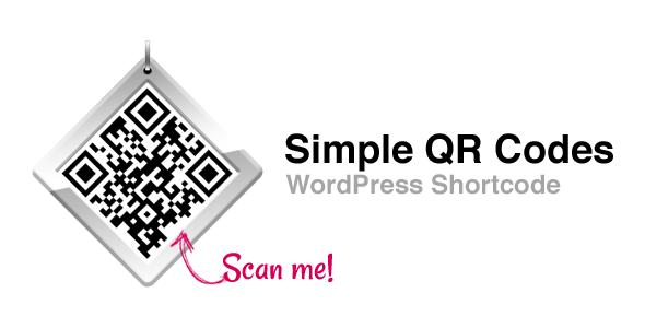 کدخوان حرفه ای QR در وردپرس با افزونه Simple QR Codes