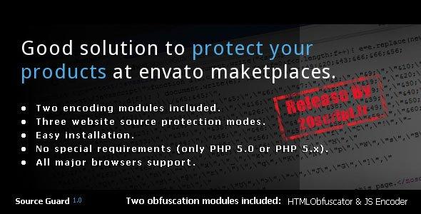 حفاظت از کد های قالب و افزونه در وردپرس با افزونه Source Encoder