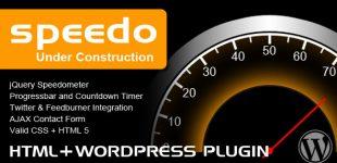 ایجاد صفحه بزودی در وردپرس با افزونه Speedo Under Construction