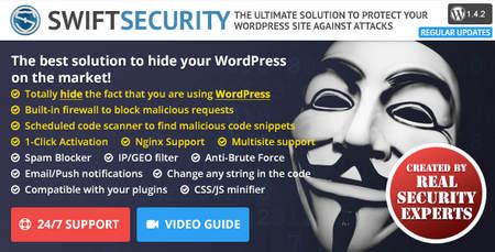 افزایش ضریب امنیتی وردپرس با افزونه Swift Security Bundle
