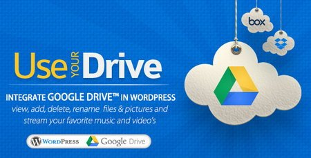 اتصال گوگل درایور به وردپرس با افزونه Use Your Drive