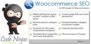 سئو حرفه ای ووکامرس با افزونه WooCommerce SEO