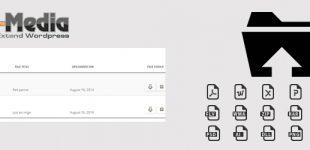 افزونه امکان آپلود فایل توسط کاربران در وردپرس