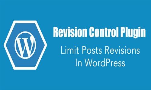 بازگردانی مطالب در وردپرس با افزونه Wp Revisions Control