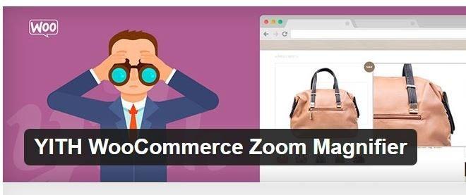 زوم بر روی تصاویر ووکامرس با افزونه YITH Woocommerce Zoom Magnifier