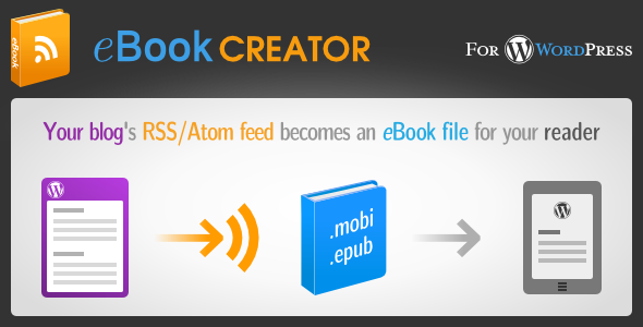 ایجاد PDF از سایت وردپرسی با افزونه Ebook Creator