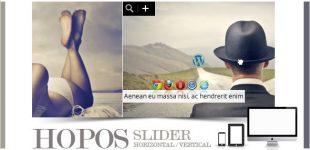 ایجاد اسلایدر حرفه ای در وردپرس با افزونه Hopos Post Slider