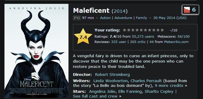 درج خودکار اطلاعات فیلم از سایت imdb با افزونه Imdb