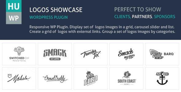 قرار دادن لوگو در وردپرس با افزونه Logos WordPress Plugin