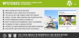تگ گذاری بر روی تصاویر وردپرس با افزونه Wp Stickies