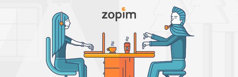 پشتیبانی آنلاین کاربران در وردپرس با افزونه zopim live chat