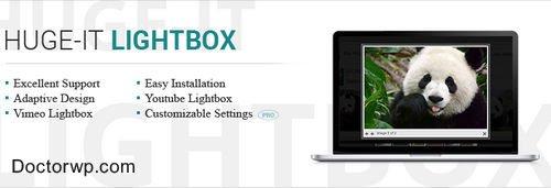 ایجاد گالری تصاویر در وردپرس با افزونه Lightbox