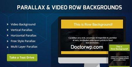 دانلود  افزونه Video and Parallax Backgrounds برای وردپرس