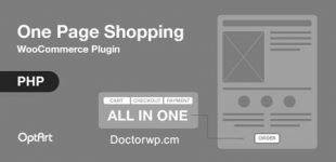سفارش محصول در یک صفحه با افزونه Woocommerce One Page Shopping