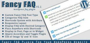 ایجاد بخش پرسش های متداول در وردپرس با افزونه Fancy FAQ