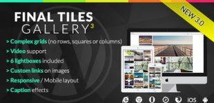 ایجاد گالری گرید در وردپرس با افزونه Final Tiles Grid Gallery
