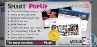 ایجاد پنجره پاپ آپ در وردپرس با افزونه Indeed Smart Popup