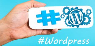 wordpress-hashtag