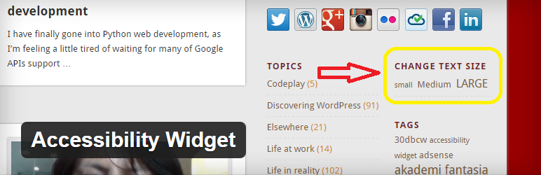 accessibility-widget