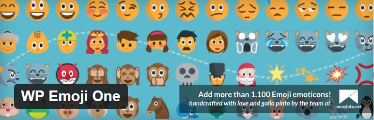 افزودن قابلیت نمایش شکلک در وردپرس با WP Emoji One